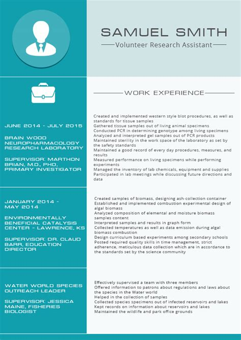 Good Resume Format Examples   Resume Template 2017