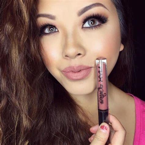Lipstick Nyx 717 Warna quot ruffle trim quot nyx liquid wish list ruffle trim and ruffles