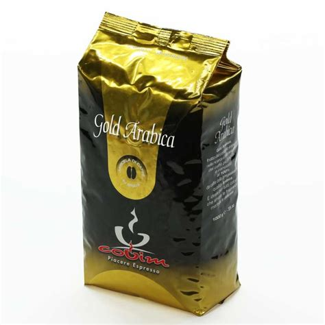 Excelso Arabica Gold Coffee Bubuk caf 233 en grains covim gold arabica 1 kg