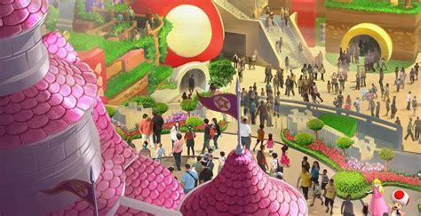even more concept for universal nintendo world universal unveils nintendo world and it looks