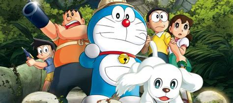 film doraemon trailer doraemon il film le avventure di nobita e dei cinque