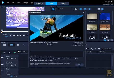 Corel Videostudio Ultimate 2018 Free Download Corel Videostudio X10 Templates Free