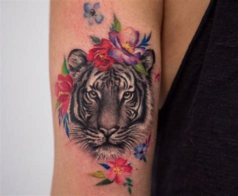 imagenes de tatuajes de tigres tatuajes de tigres y su significado