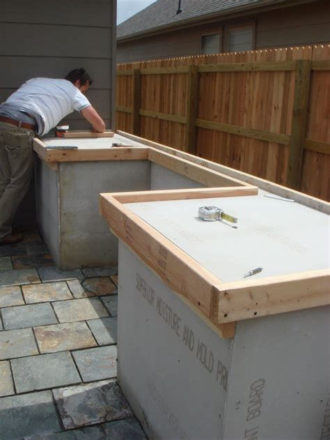 building a bar top counter 10 diy garden ideas for the amazing backyards 2 1 diy