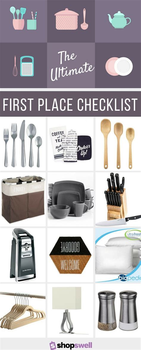 Apartment Investing Essentials Best 25 Home Checklist Ideas On