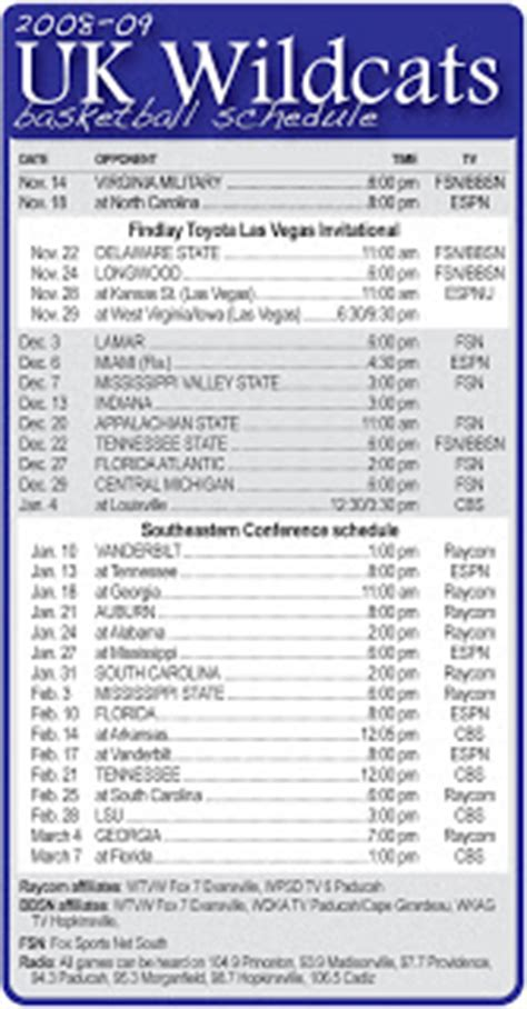 uk basketball schedule central time the press online printable uk basketball schedule