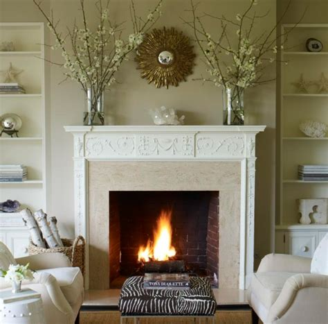 Mantle Decoration by Creative Ways To Style A Mantel