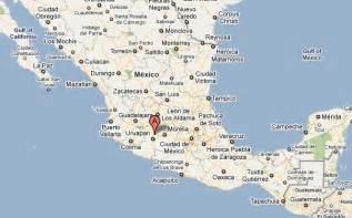 Google Maps Mexico City by Maps Of Mexico Mapas Google Maps Mexico Guru