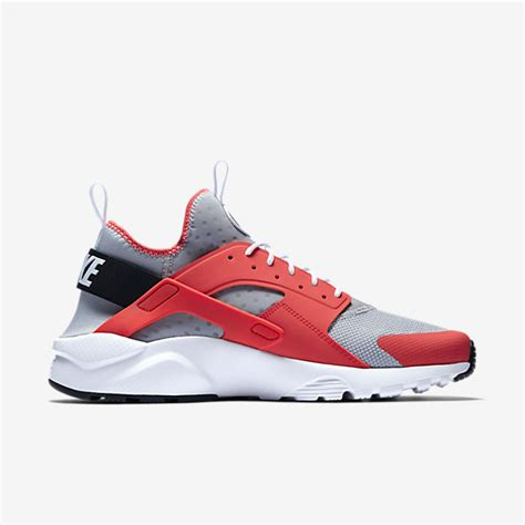 nike air huarache ultra max orange wolf grey anthracite black s shoes trainers sale