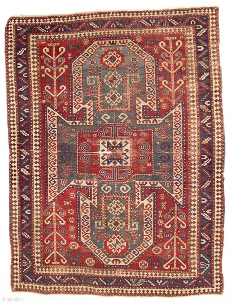 interesting rugs antique caucasian sewan kazak rug large older exle of