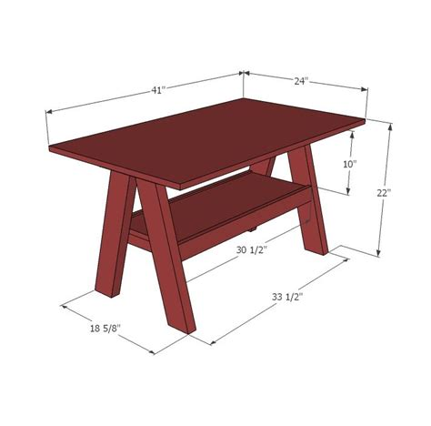 images  fcf furniture  pinterest drop leaf table kid  coffee tables