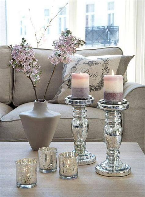 Center Table Decoration Ideas In Living Room by