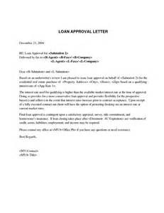 loan approval letter template letter template 2017