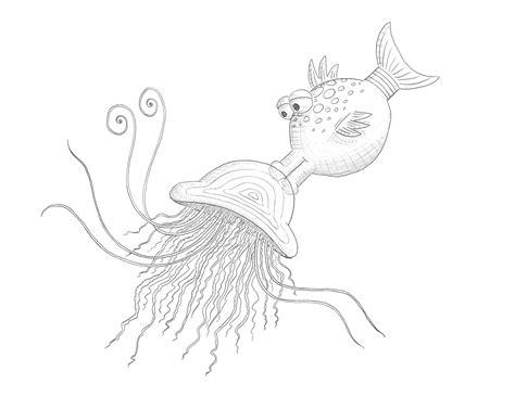 coloring pages for pout pout fish the pout pout fish quot color it yourself quot images