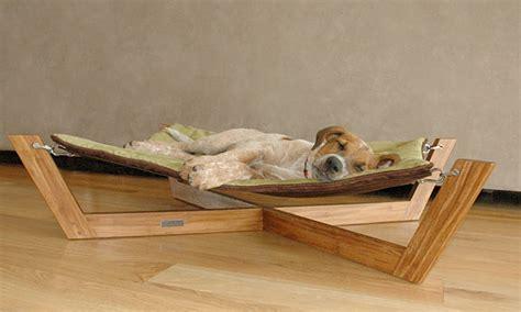 bamboo dog hammock in pet beds bamboo hammock dog bed