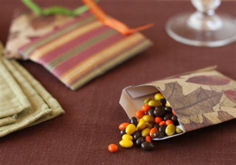 How To Make Wedding Giveaways - diy how to make fall wedding favors oh nuts blog