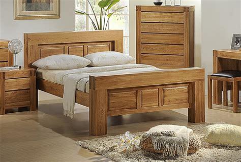 soild oak bedroom furniture set homegenies
