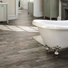 Water Resistant Wood Flooring For Bathrooms by Bathroom Tile