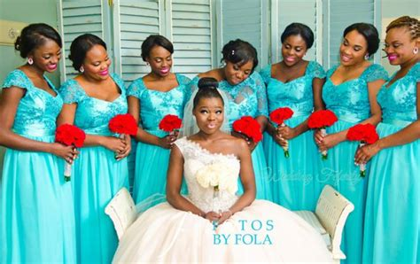 Nigeria Bridesmaids Pictures | more bridesmaid dresses over 20 photos welcome to