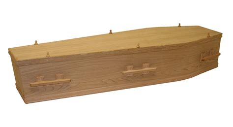 Wooden Coffin sustainable coffins