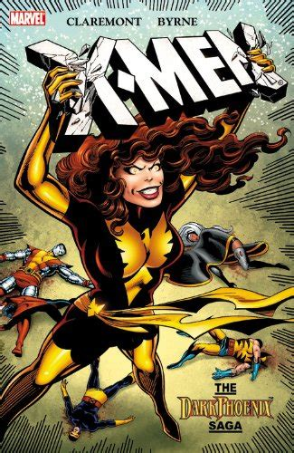 libro x men dark phoenix saga trade reading order 187 marvel series event 187 marvel legends
