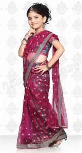 kids baby girls sarees dresses 2014 by natasha couture