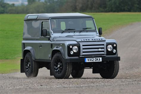 old land rover defender land rover defender xtech auto express