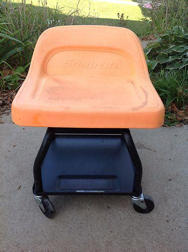 Snap On Mechanic Stool by Find Snap On Rolling Roller Shop Creeper Mechanic S Padded