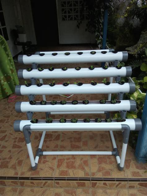 Jual Kit Hidroponik Surabaya jual kit hidroponik indoor wick system di lapak
