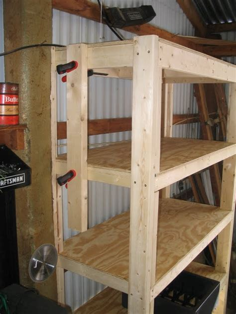 Garage Shelving Ideas 2x4 Page2 Bubbasnmp2