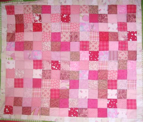 Pink Patchwork - verry sherry payback with pink patchwork