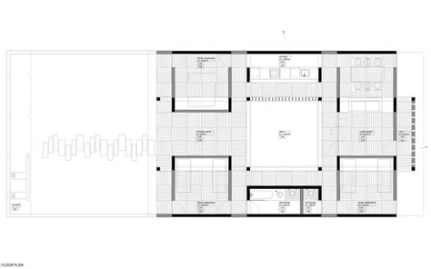 patio house plans a house in luanda patio and pavillion cristina peres
