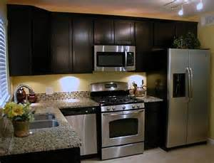 Black Stained Kitchen Cabinets by The Denver Kitchen Company Kitchen Design
