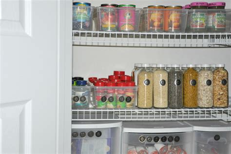 Pantry Organization Solutions by Project Pantry Organization