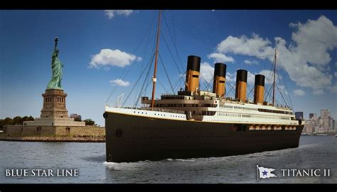 film titanic dibuat pada tahun kapal titanic ii siap berlayar tahun 2018 anda berminat