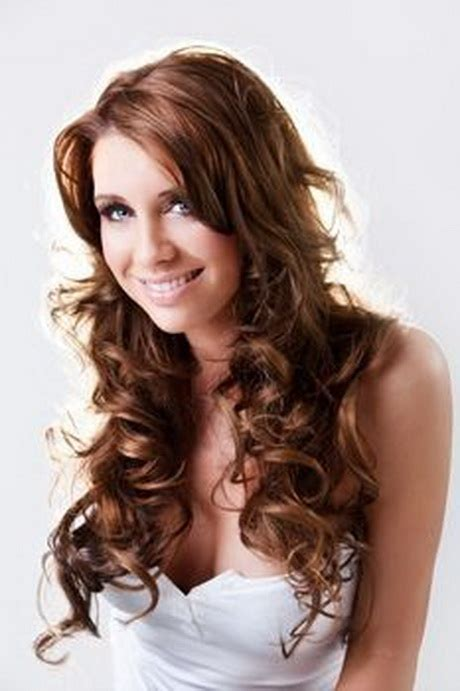 cute hairstyles for long quick and easy hairstyles for long curly hair
