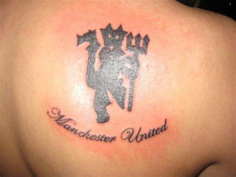 man united red devil tattoo google search tattoos