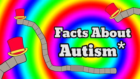 facts about autism youtube