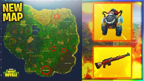 fortnite yonder yard new map update quot lucky landing quot poi coming to fortnite