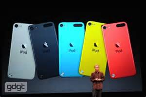 ipod touch 5 colors apple introduces new ipod touch with 4 inch screen comes