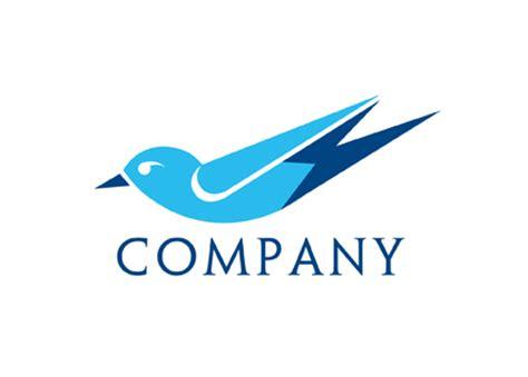 blue bird logo design logomyway com