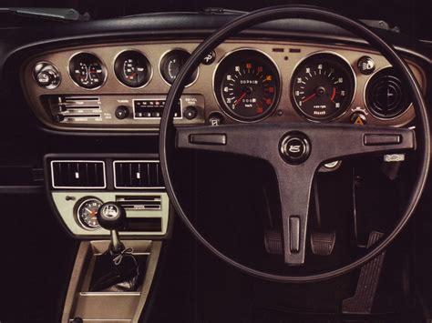 car manuals free online 1978 toyota celica interior lighting front panel toyota celica 1600 gt ta22 12 1970 72