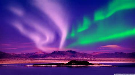 aurora borealis ultra hd desktop background wallpaper