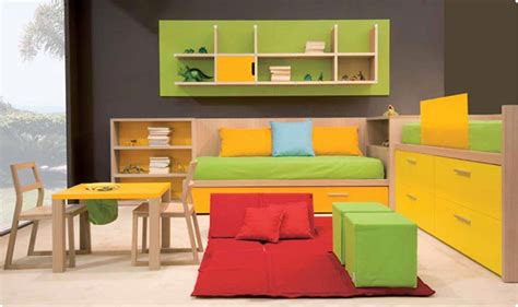 complementary interior design  contrast