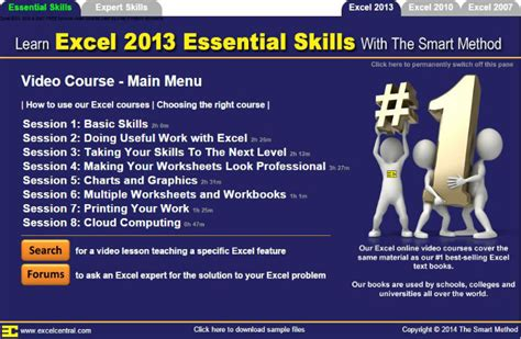 advanced excel 2013 tutorial free download download free download excel 2007 learning book