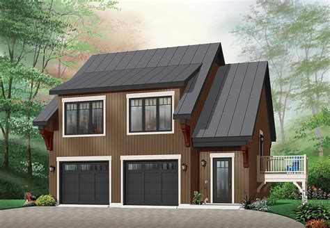 how to build a garage apartment comfortable garage apartment 21207dr 2nd floor master suite cad available canadian