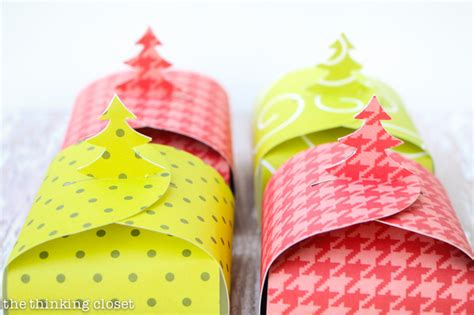 tree box tree gift boxes free printable the thinking