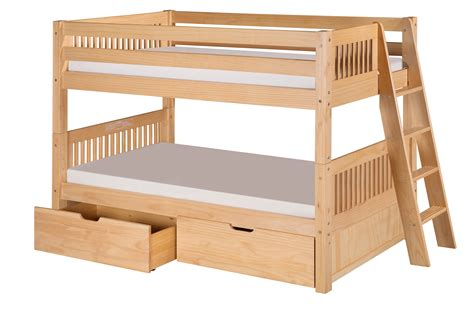 bunk bed ladder with drawers camaflexi low bunk bed with drawers