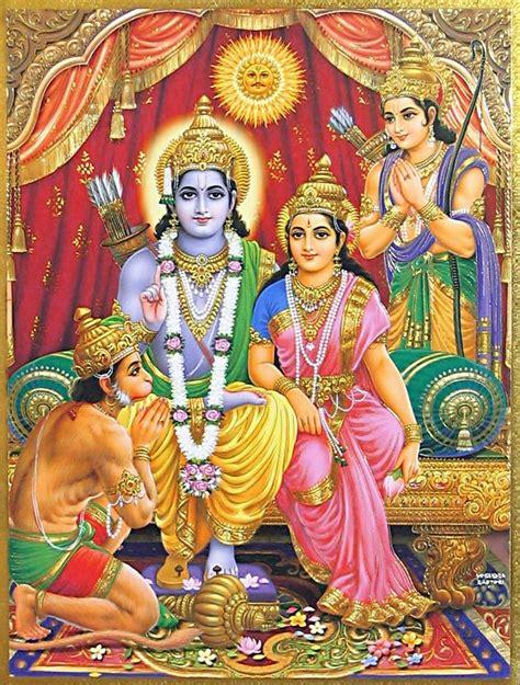ram sita hanuman devotional photos