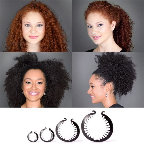 My Hairclip Curly puffcuff announces three new hair accessory sizes for consumers with textured curly hair